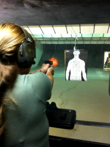 NRA Firearms Training Course Photo