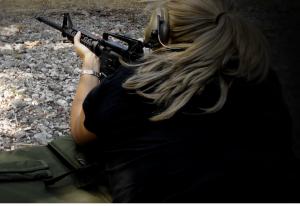 Rifle Shooting Small